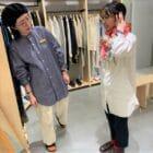 【Quorinest渋谷】パーソナルカラーを活用して小山店長に似合う1点を選んでみた!
