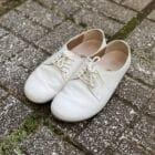 これで安心!!ホワイトお靴のケア方法!!