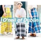 【Quorinest渋谷】O'NEIL of DUBLIN×リネンスカート①