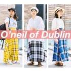 【Quorinest渋谷】O'NEIL of DUBLIN×リネンスカート②