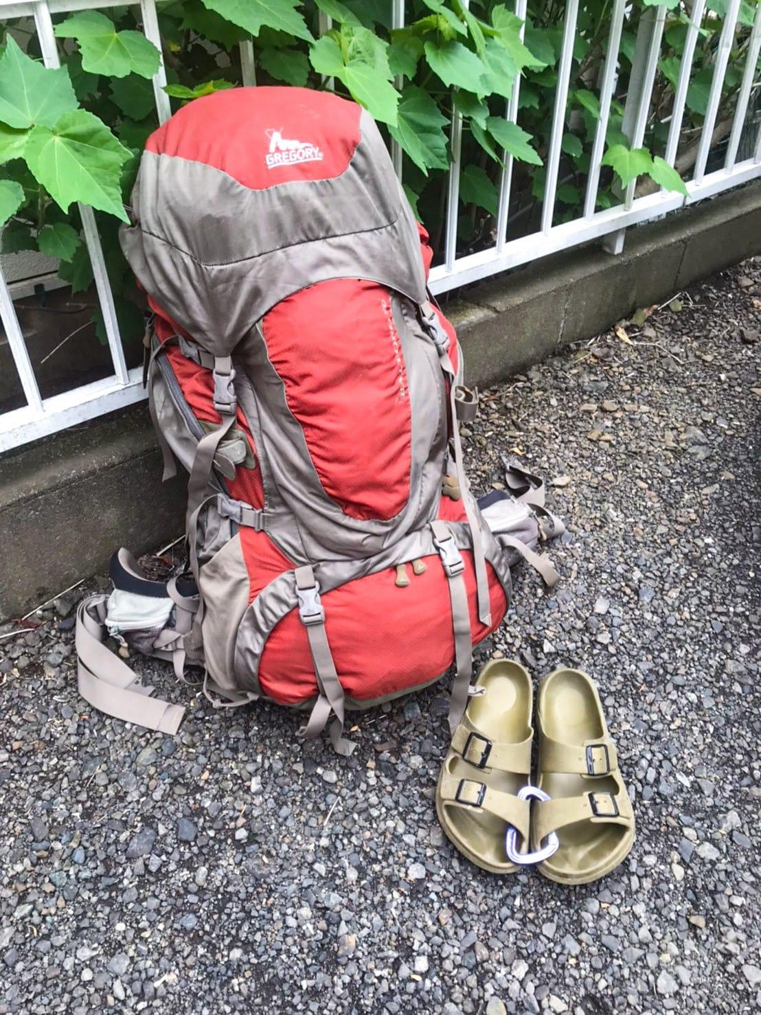 ビルケンシュトック新宿 EVA キャンプ