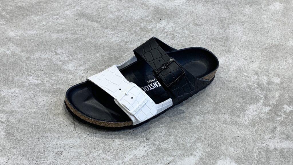 アリゾナスプリットNL黒白1