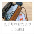 【Quorinest渋谷】いつもの持ち物、入るかな?